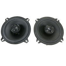 "Morel 5-1/4"" Coaxial Car Audio Speakers Tempo Pulse Coax SPEAKERS ONLY- USED"