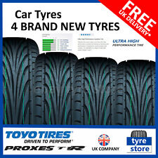 4X New 185 55 15 Toyo Proxes T1-R 85V 185/55R15 1855515 (4 TYRES)