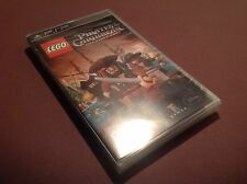 LEGO Pirates of the Caribbean: The Video Game (PSP) Brand new! Sealed!