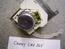 CANDY CNV 256 WASHING MACHINE  USER CONTROL TIMER PROGRAMMER IN G W O