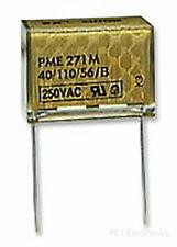 KEMET - PME271M610MR04 - CAP, FILM, PAPER, 100NF, 275VAC, RAD