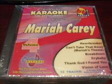 CHARTBUSTER 6+6 KARAOKE DISC 40070 MARIAH CAREY VOL 4 CD+G POP MULTIPLEX SEALED