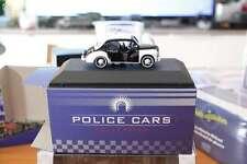 4CV police car collection edition atlas neuf 1/43