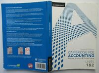Cambridge VCE  ACCOUNTING  Units 1 & 2  2rd Edition 2015