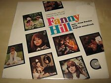 FANNY HILL OST Soundtrack 1st P SEALED LP 1969 7700 OVEN Frank Thomas Clay Pitts