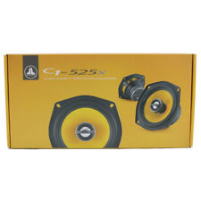 "*NEW* JL AUDIO C1-525X 5-1/4"" 50/100 WATTS RMS 2-WAY COAXIAL CAR AUDIO SPEAKERS"