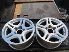 NOS Ford  Aluminum WHEEL PAIR 1997 1998 1999 2000 Ranger Windstar Mustang?