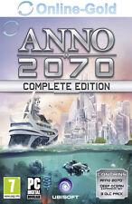 Anno 2070 Complete Edición PC de Uplay juegos Descargar gratis [ES][Nuevo]
