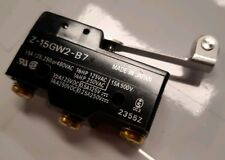 OMRON Z-15GW2-B7 Micro Switch MicroSwitch Roller Lever New