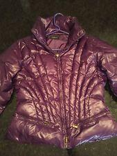 Motivi Puffy Down Jacket - Purple - Size 10