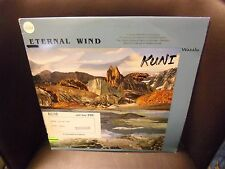 Eternal Wind Wasalu LP Flying Fish 1988 EX world fusion