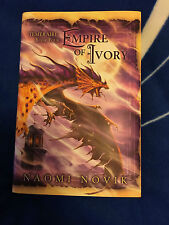Empire Of Ivory Signed Limited edition by Naomi Novik Temeraire Book : 4