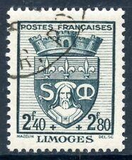 STAMP / TIMBRE FRANCE OBLITERE N° 560  BLASON / LIMOGES