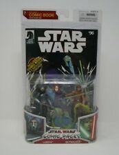 Lumiya & Luke Skywalker STAR WARS Legacy Comic Packs Pack MOC #7 96