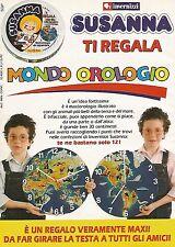 X0153 Formaggini Invernizzi Susanna - Pubblicità 1992 - Vintage Advertising