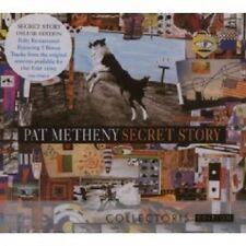 Pat Metheny Group-Secret Story 2 CD 19 tracks Mainstream Jazz Nuovo