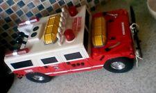 TONKA Fire Rescue Hummer Vehicle 2000 Lights & Sounds HASBRO