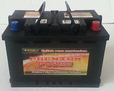 Batteria Auto AGM - 70 Ah - 2 Anni Garanzia +30% di Spunto - START & STOP al GEL