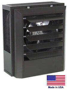 ELECTRIC HEATER Commercial/Industrial - 208V - 1 Phase - 3 kW - 10,236 BTU