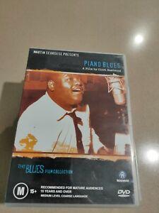 Piano Blues  DVD    martin scorsese