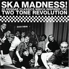 Various Artists - Ska Madness! Nuevo CD