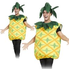 Bristol Novelty AF104 Pineapple Costume Unisex Multi-colour