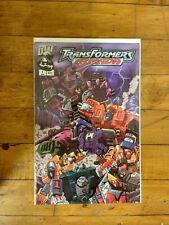 DW Dreamwave Transformers Armada #7 Unread Condition