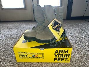 NEW Belleville Women's Combat Boots Sage Green 7.5 R
