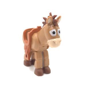 LEGO Bullseye minifigure 7597 7594 Toy Story Cowboy Western Horse mini figure