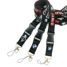 Neck Strap Lanyard Car Logo Key Chains Cellphone ID Cord Holder fit for BMW Mini