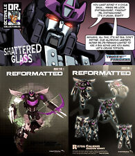 Transformers MMC R-27G Shadow Ghost Calidus / Shattered glass Rodimus Prime New