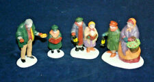 Carolers On The Doorstep The Heritage Collection Department 56 Set Of 4