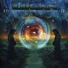 Gigan - Quasi-Hallucinogenic Sonic Landscapes [New CD]