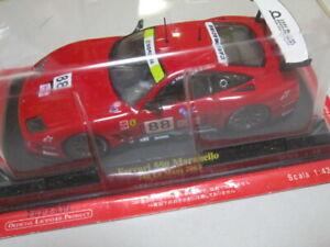 Ferrari 550 Maranello #88 24h Le Mans 2003 IXO 1/43 Scale