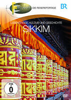 DVD Sikkim von BR Fernweh der guida viaggio con consigli di AUTOCTONI DVD