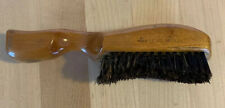 Mohawk 142 Boar Bristle Brush Satinwood Made In USA Vintage Clothing Fabric
