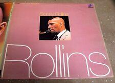 SONNY ROLLINS ~ SELF TITLED ~ MONO ~ PRESTIGE 24004 UK 1972 2 x LP SET~ EX-/EX