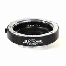 Auto Focus Macro Extension Tube 12mm EF-12 DG II f Canon EOS EF EF-S lens Camera