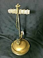 Vintage Fouled Anchor Solid Brass  - Nauticalia London 32cm #2