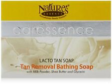 Caressence Lacto Tan Removal Bathing Soap With Milk Powder & Shea Butter - 75gm