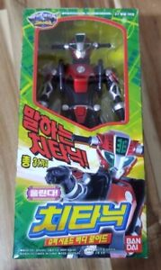 Tokumei Sentai Go-Busters Power Rangers CHEEDA NICK Sound Figure BANDAI KOREA