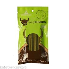 FRESH Himalayan Dog Chew YAKY CHURRO VEGETABLE Treat Bone Snack Cheese SEALED