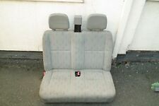 GENUINE VOLKSWAGEN LT VW LT 2.5 2.8 28 35 46 1996-2006  FRONT DOUBLE BENCH SEATS
