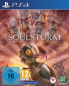"""Oddworld: Soulstorm - Day One Oddition - [PS4] """"NEU & OVP"""""""