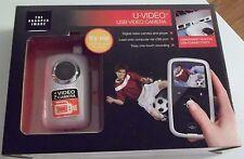 NEW SEALED The Sharper Image U•VIDEO USB Compact Video Camera