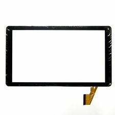 10.1 Inch Replacement Touch Screen Digitizer For Hannspree Hsg1310- Sn1at75b