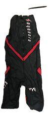 mens Tyr Triathlon Sayonara speed-slick-john suit- Wet Suit-Race Suit- Xl-Nwot