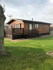 Cosalt Lautrec 28' x 20' 3bed log cabin. Holiday home for sale inthe Cotswolds