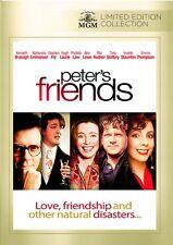 Peter's Friends DVD (1992) - Stephen Fry, Emma Thompson, Kenneth Branagh