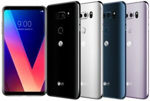 LG V30+ PLUS - 4GB/128GB - LIBRE -NEGRO -UNLOCKED 🇪🇸